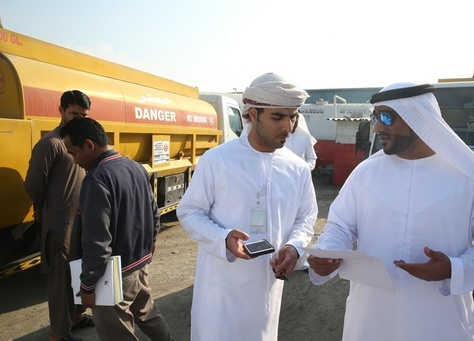 Dubai Government Tackles Illegal Diesel Trading
