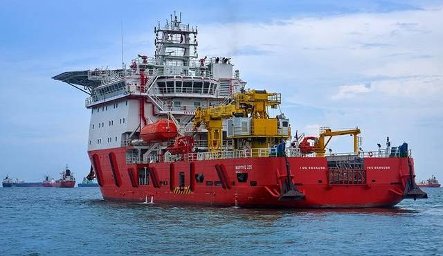 Egypt's Maridive Signs $43m Offshore Contract in UAE