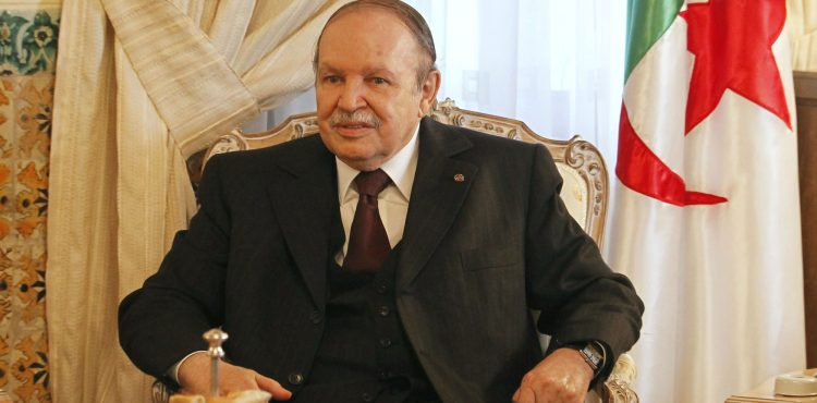 Algeria's President Calls For Increase in Gas Production