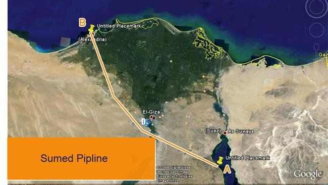Enppi, Petrojet Completes Ain Sukhna's SUMED Product Hub Project