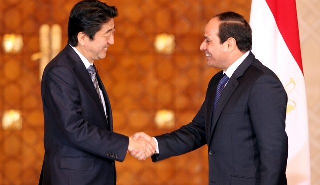 Egypt Secures $17.7b in Funding from Japan
