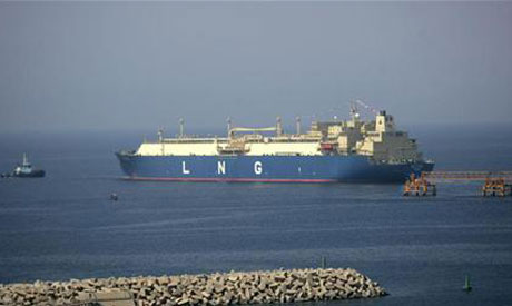 Egypt Receives 129,000 Tons of LNG from Rosneft