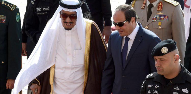 Egypt, Saudi Arabia Sign 17 Cooperation Agreements