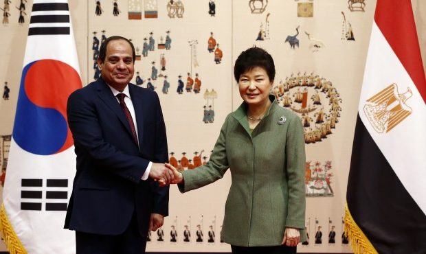 Egypt to Get $3b Financial Package from South Korea