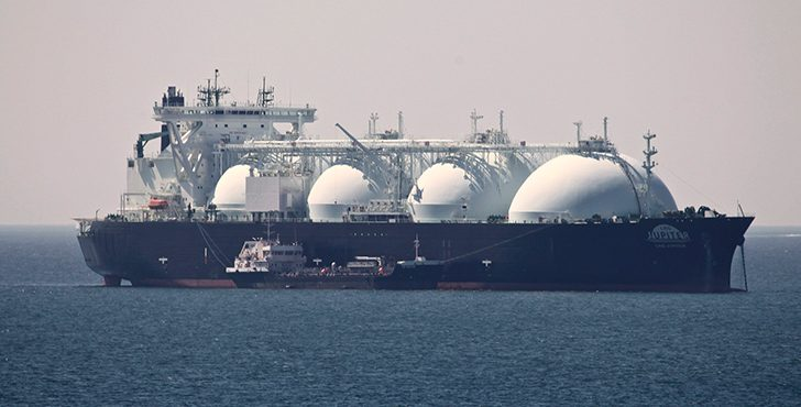 MEDITERRANEAN DILEMMA OF LNG BUNKERING