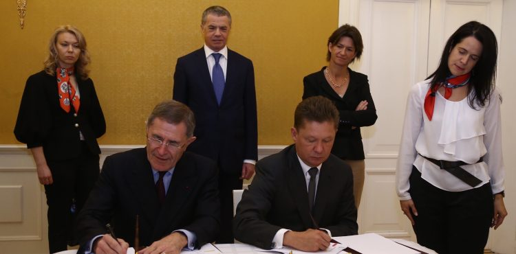 French Engie, Gazprom to Adapt Gas Contracts Prices