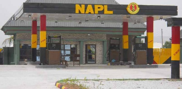 Nigeria's Army Commissions its First Oil&Gas Filling Station