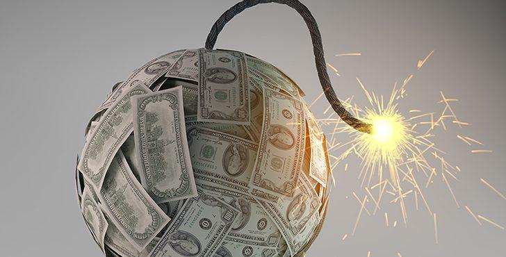 BURNING GAS, BURNING MONEY
