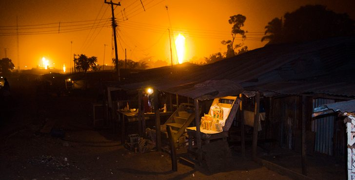 Nigeria's Unfulfilled Gas Flare Targets