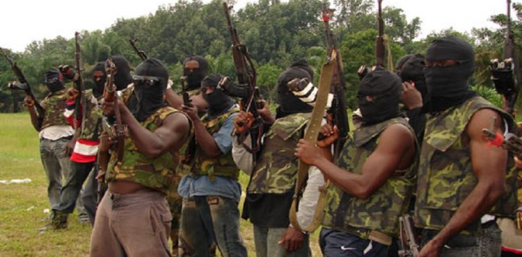 Nigerian Navy Arrests Militant Leaders