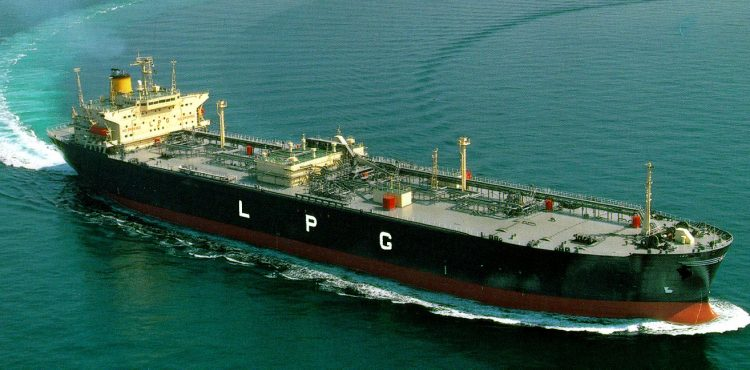 Algeria Awards $40m LPG Vessel Deal to China