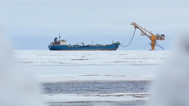 Gazprom Announces First Oil Shipped From Arctic Yamal