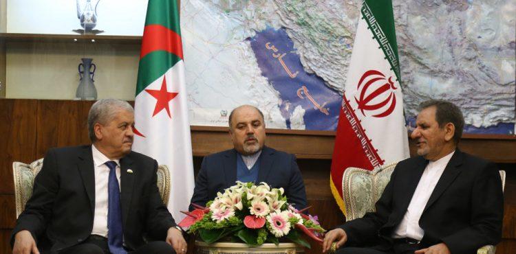 Iran, Algeria to Establish Energy Cooperation