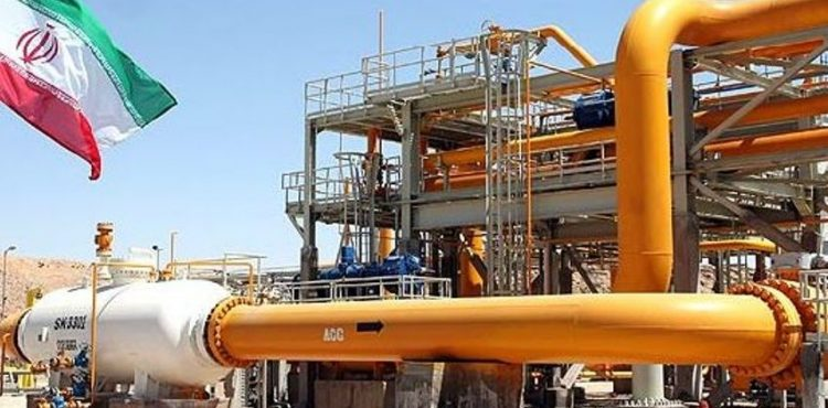 Iran Increases Natural Gas Production by 9% YoY