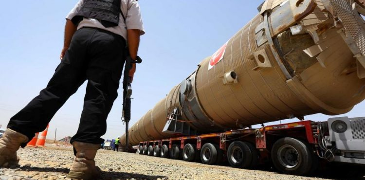 ISIS Yearly Oil Revenue Halved