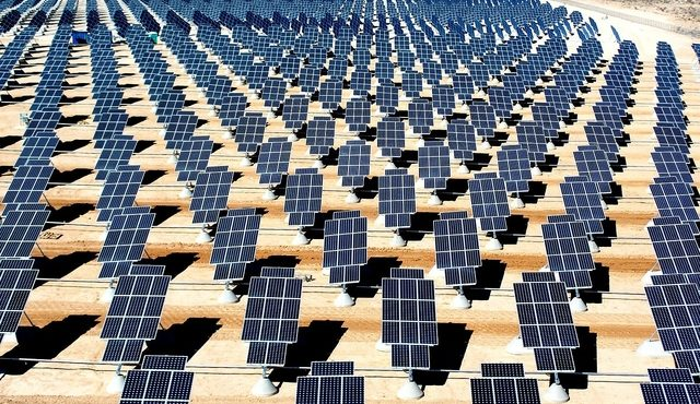 Infinity Solar Linked Plants to Power Grid