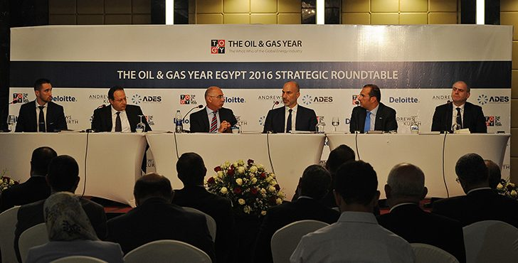 TO&GY STRATEGIC ROUNDTABLE: 'UNLOCKING EGYPT'S ENERGY POTENTIAL'