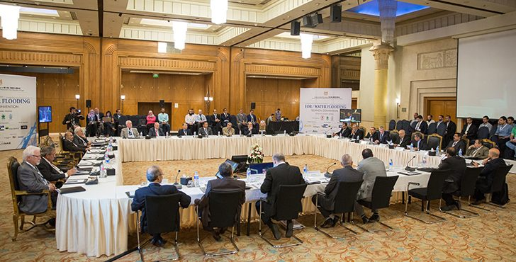 EOG CONVENTION ROUNDTABLE: EOR / WATER FLOODING – BOOSTING JVs' PERFORMANCE