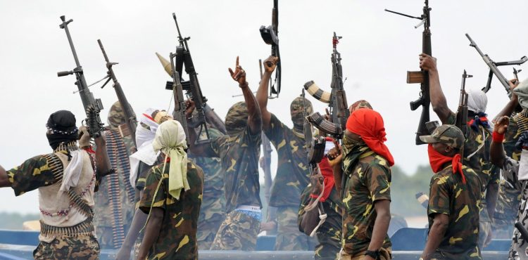 Militants Attacked a Crude Delivery Line in Nigeria