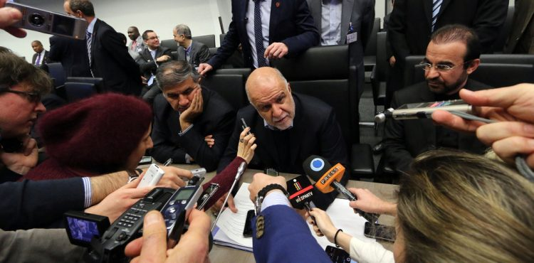 Iran Accuses OPEC Members of Dumping Oil Prices