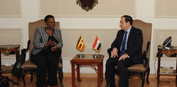 Egypt, Uganda Talk Energy Cooperation