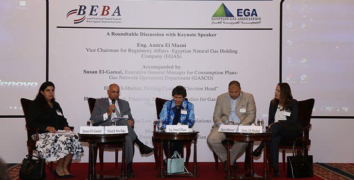 BEBA-EGA: Discussing New Gas Market Regulations