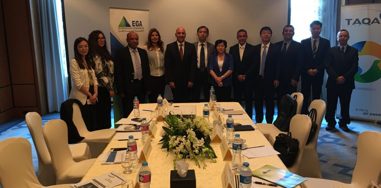 Egyptian, Chinese Gas Associations Strengthen Cooperation