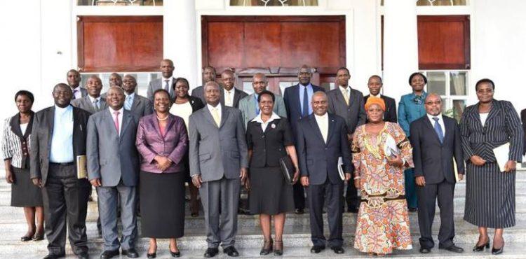 Uganda Won Best NOC in Africa