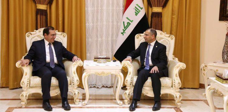 El Molla Concluded his Iraqi Visit