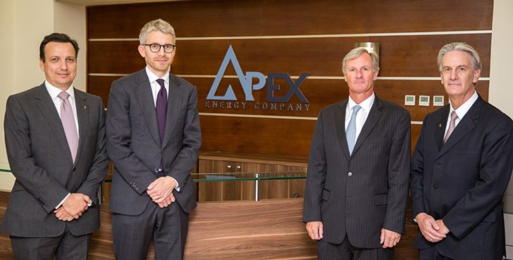 Apex International Energy: READY TO MAKE A DIFFERENCE