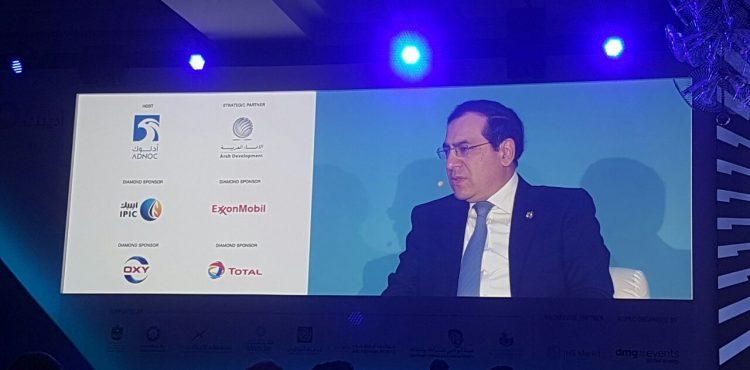 Exclusive: El Molla Speaks at ADIPEC