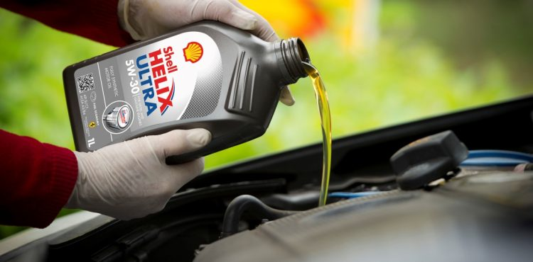 Shell Leads the Lubricants Market