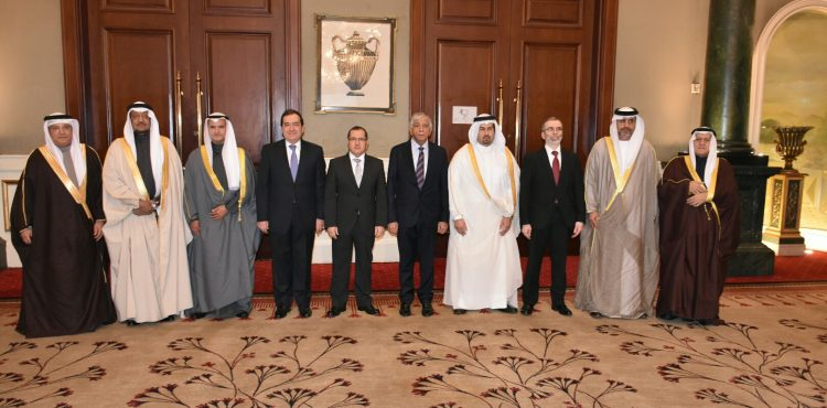 Cairo Hosted OAPEC Meeting