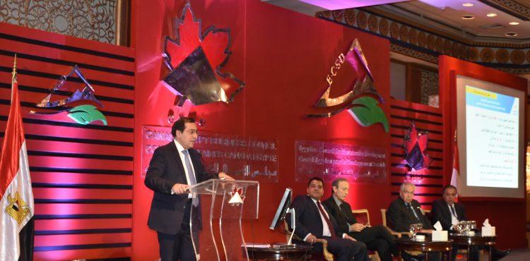 El Molla Reviewed Oil and Gas Progress