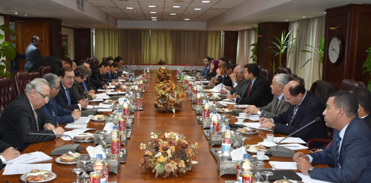 El Molla Chaired Energy Hub Meeting