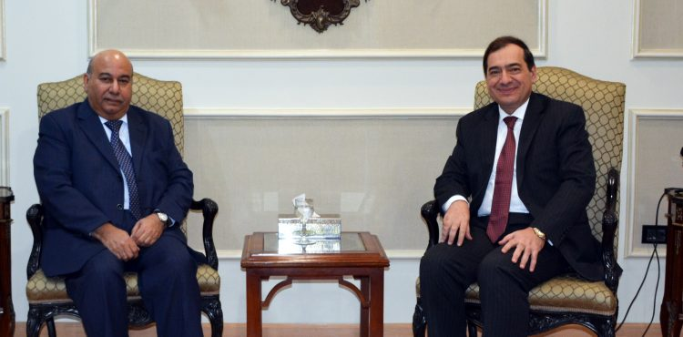 El Molla Met with Kuwaiti Ambassador