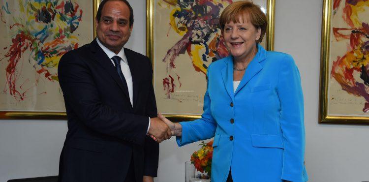 Sisi, Merkel to Inaugurate the New Siemens Power Plants