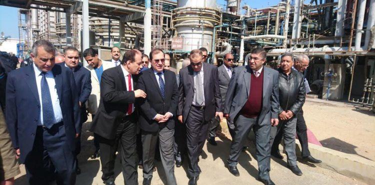 El Molla Ensures Operational Efficiency at Alexandria Company