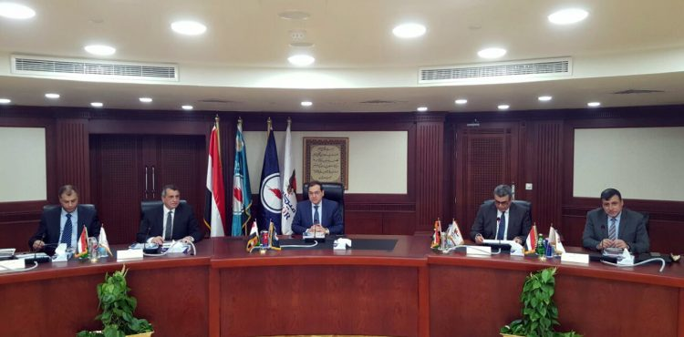 El Molla Chairs MIDOR General Assembly