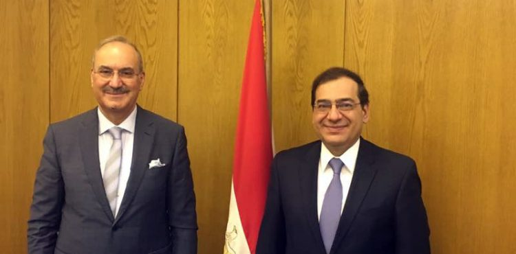 Egyptian, Iraqi Oil Relations Ongoing
