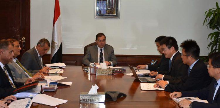 El Molla Met with CDB's Delegation