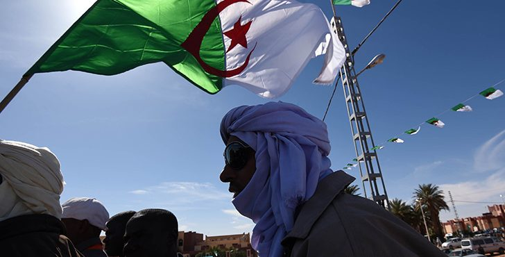 Algeria's Proven Oil Reserves at 10 Billion Barrels