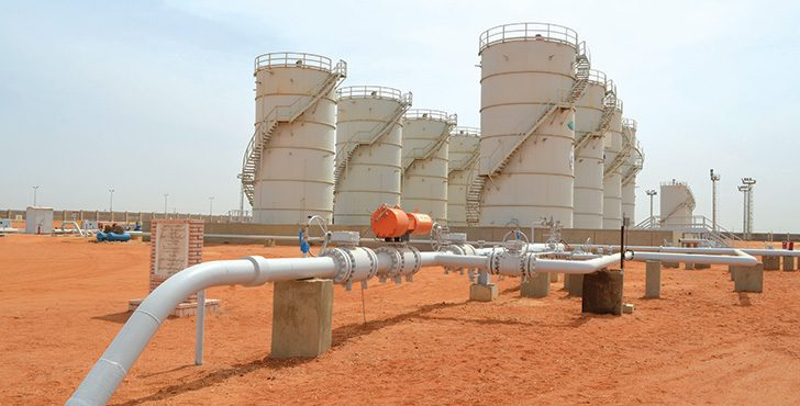Petroshahd Pipeline: In Simplicity Lies Perfection
