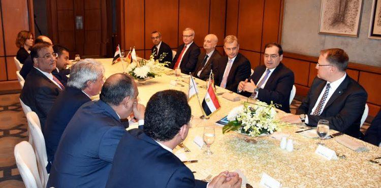 El Molla Met with GACIC's Delegation