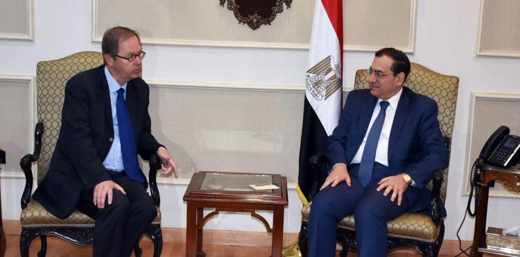 El Molla Meets Norwegian Ambassador to Egypt