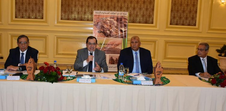 Egypt to Establish Complementary Industries Based on Mineral Resources