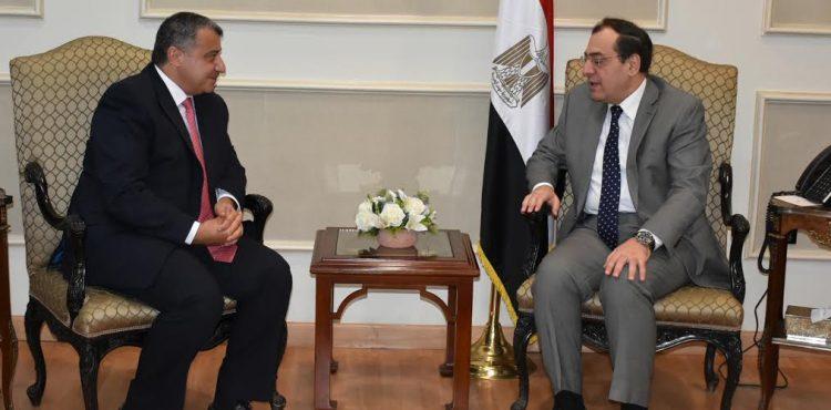 El Molla Meets with Shell's Deputy CEO