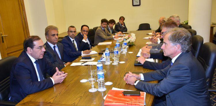 El Molla Meets EU Representatives