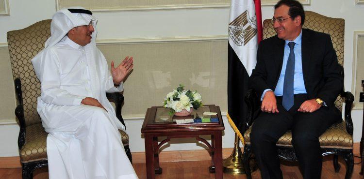El Molla Meets with ACWA Power CEO