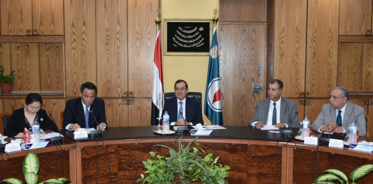 Sinopec Evaluating Projects in Egypt